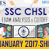 SSC CHSL Tier I Exam Analysis: 14th January 2017 Shift 3