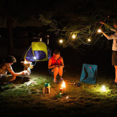 Coolest Camping Gadgets for Techies - Nanogrid Lighting and Recharging Hub (15) 1
