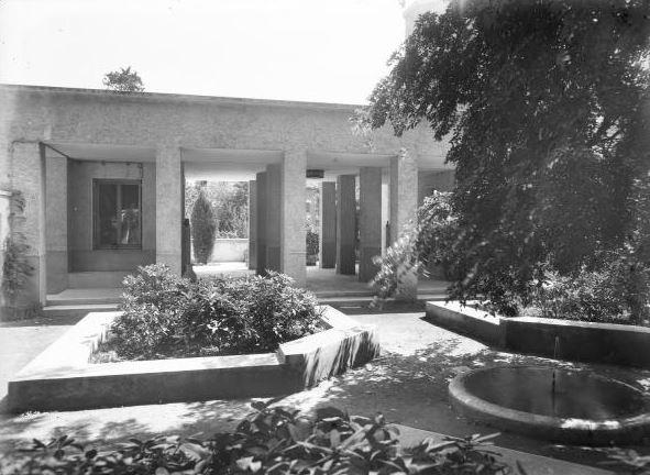 Villa de Catherine Garnier, 5 rue de la Mignonne, Saint-Rambert-l'Ile-Barbe, Lyon 9
