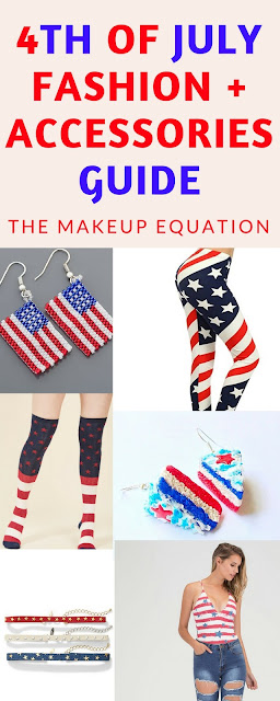 4th of July Fashion and Accessories Guide