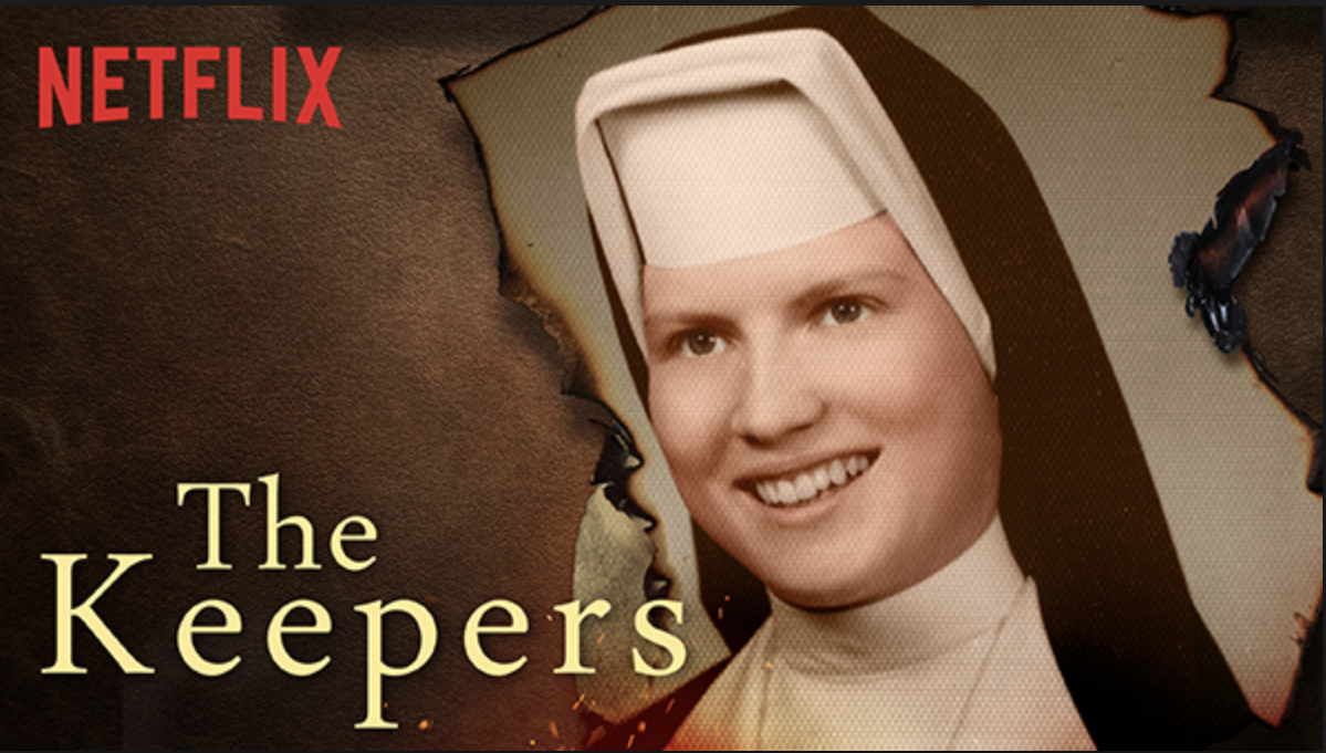 Poster promocional de The Keepers