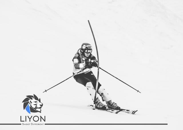 slalom ski - orcieres - compétition