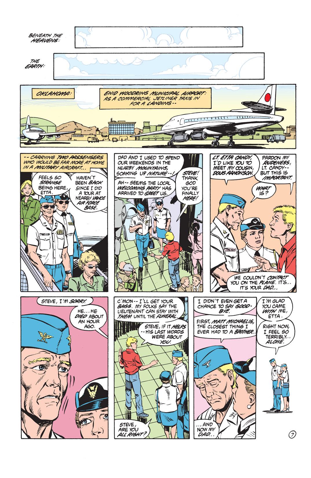 Read online Wonder Woman (1987) comic -  Issue #11 - 7