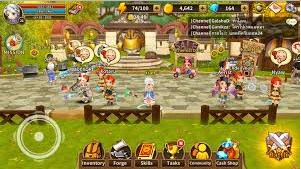 Dragonica Mobile Apk