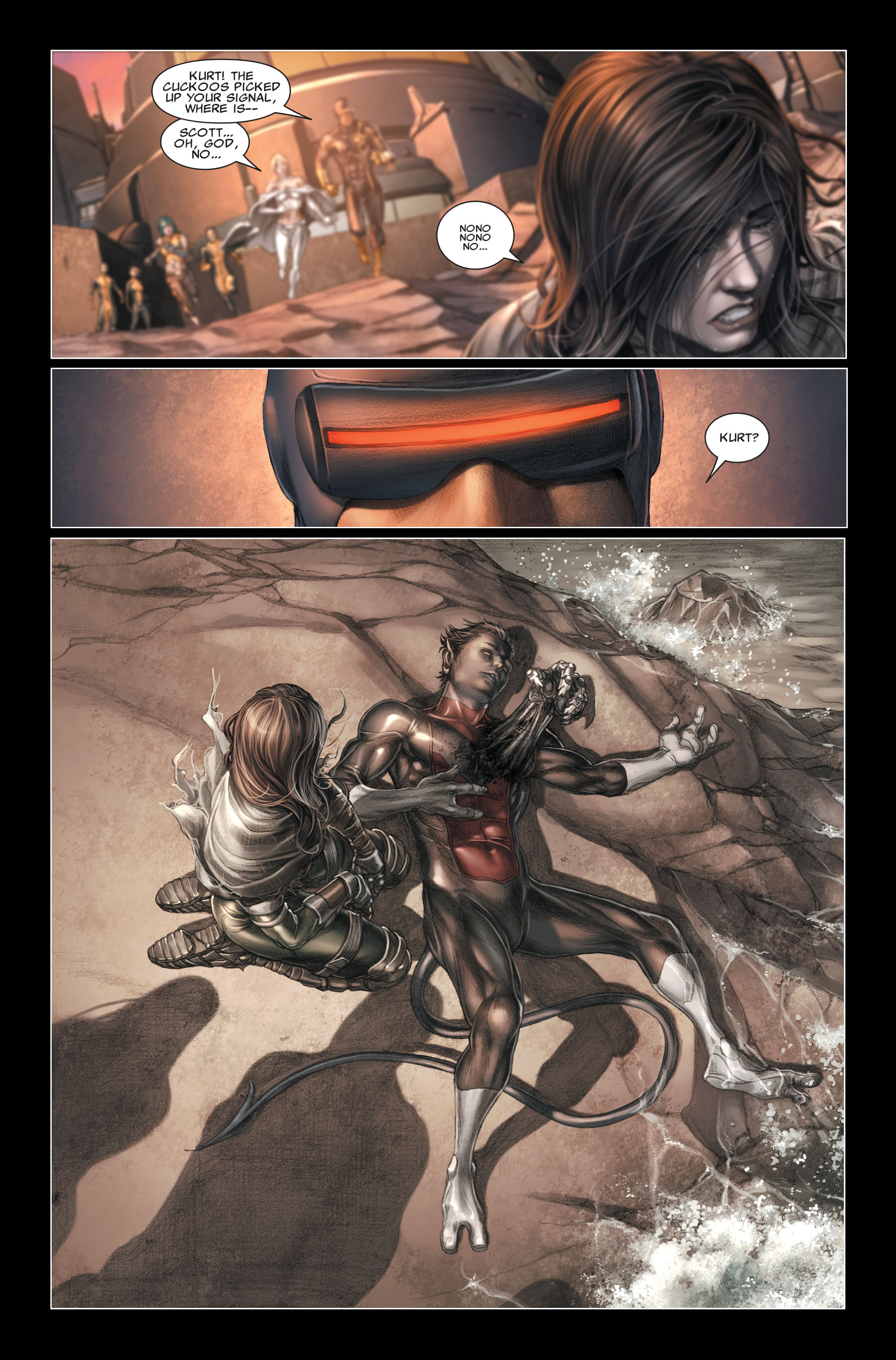 Read online X-Force (2008) comic -  Issue #26 - 22