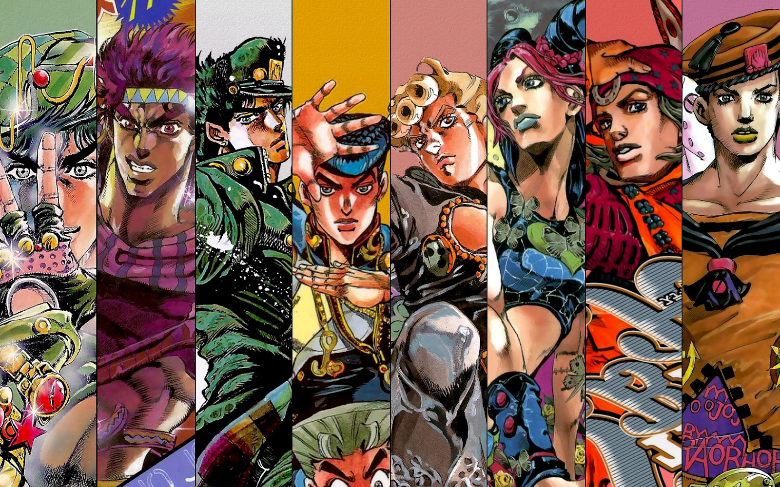 The Genius of JoJo's Bizarre Adventure - Anime Locale