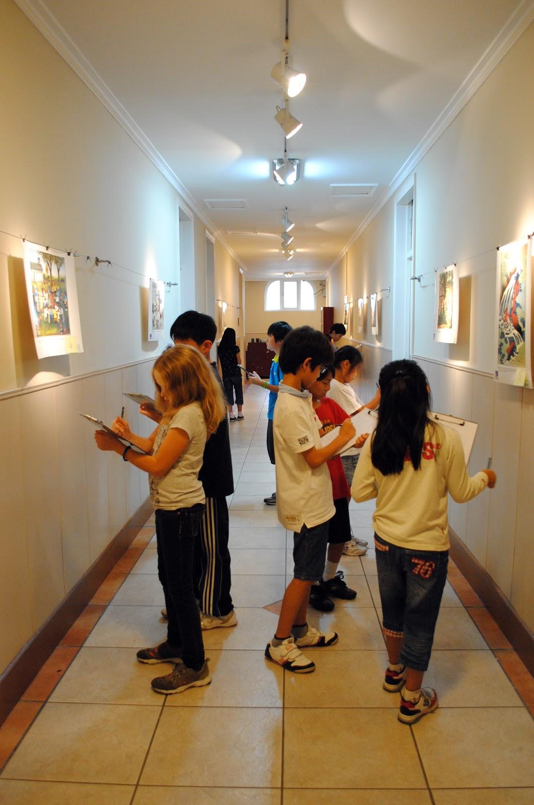 Artabroad Fourth Grade Field Trip