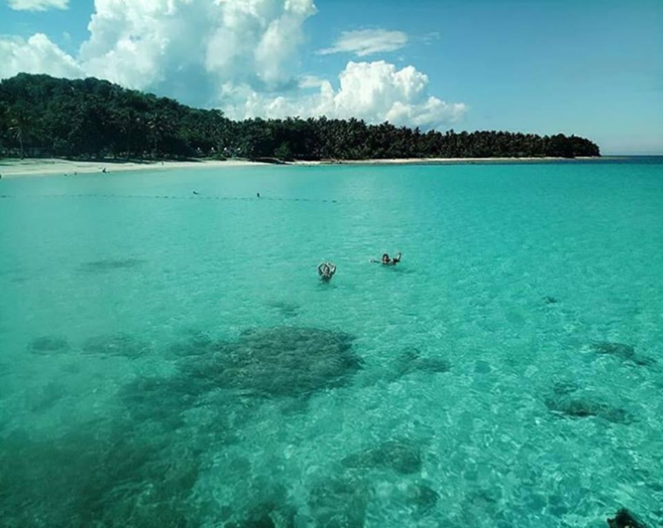 Malamawi Beach, Basilan Island