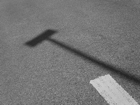 black and white photography, urban, abstract, art, shadow, geometric, minimal, contemporary, Sam Freek,
