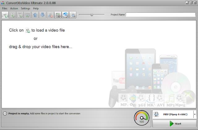 Convert Xto Video 2.0.0.88