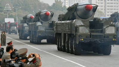 North Korea Tests Another Powerful Ballistic Missile