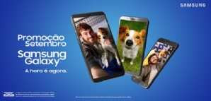 Promoção Samsung Setembro 2018 A Hora É Agora Trocar Celular Antigo