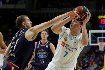 Luka Doncic se presentará al Draft de la NBA