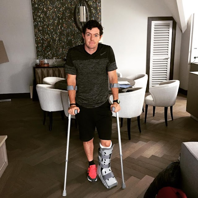 Rory McIlroy Won't Be Playing In The British Open
