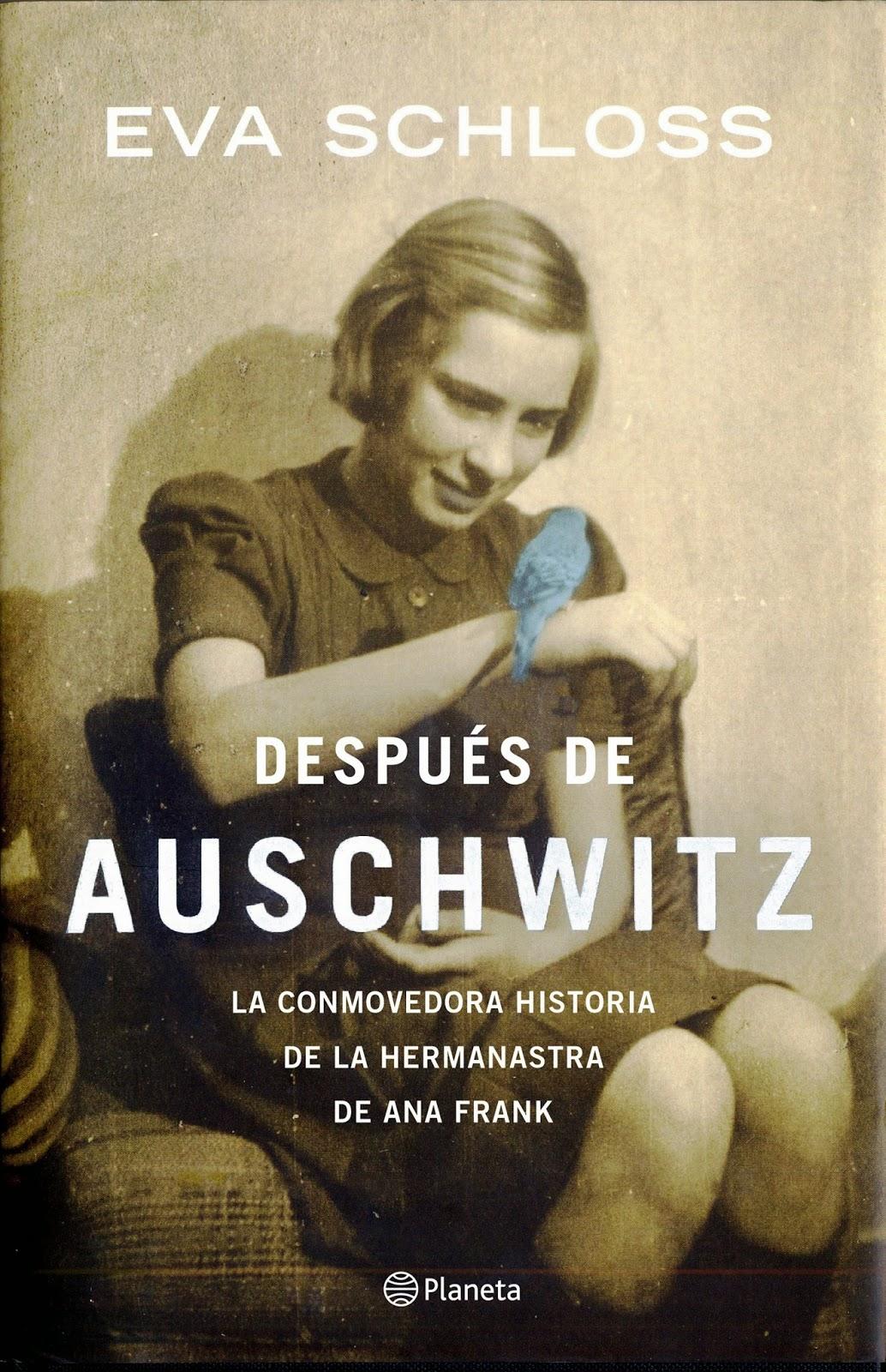 Reseña: Después de Auschwitz, de Eva Schloss