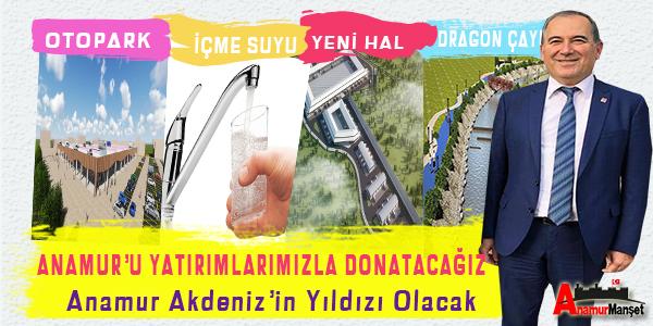 CHP ANAMUR, Anamur, Anamur Haber, Anamur Haberci, Anamur Son Dakika,