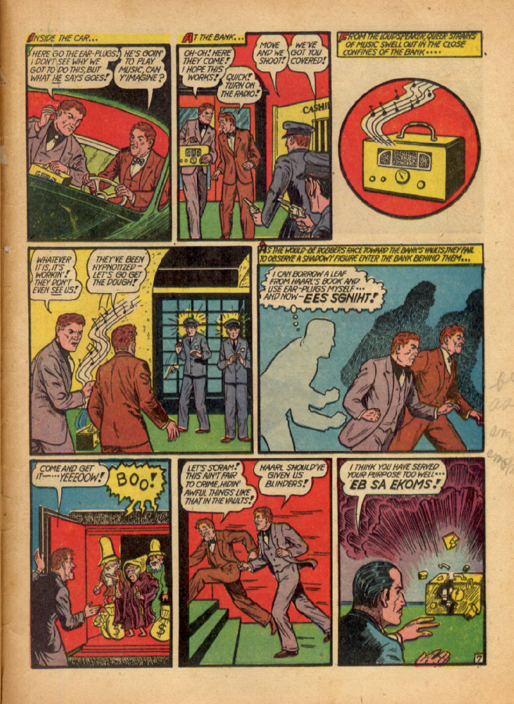 Read online Action Comics (1938) comic -  Issue #48 - 63