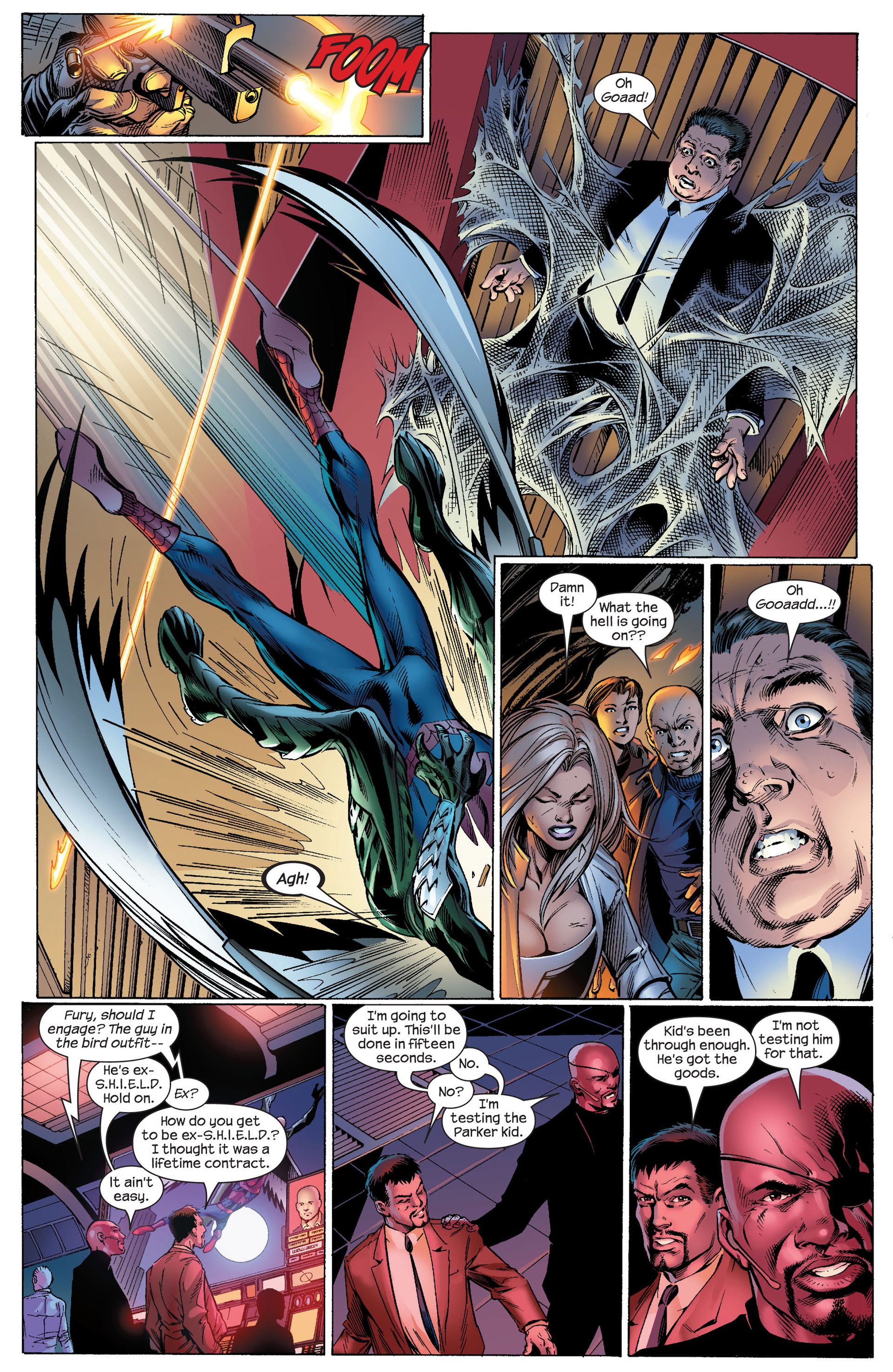 Read online Ultimate Spider-Man (2000) comic -  Issue #90 - 8