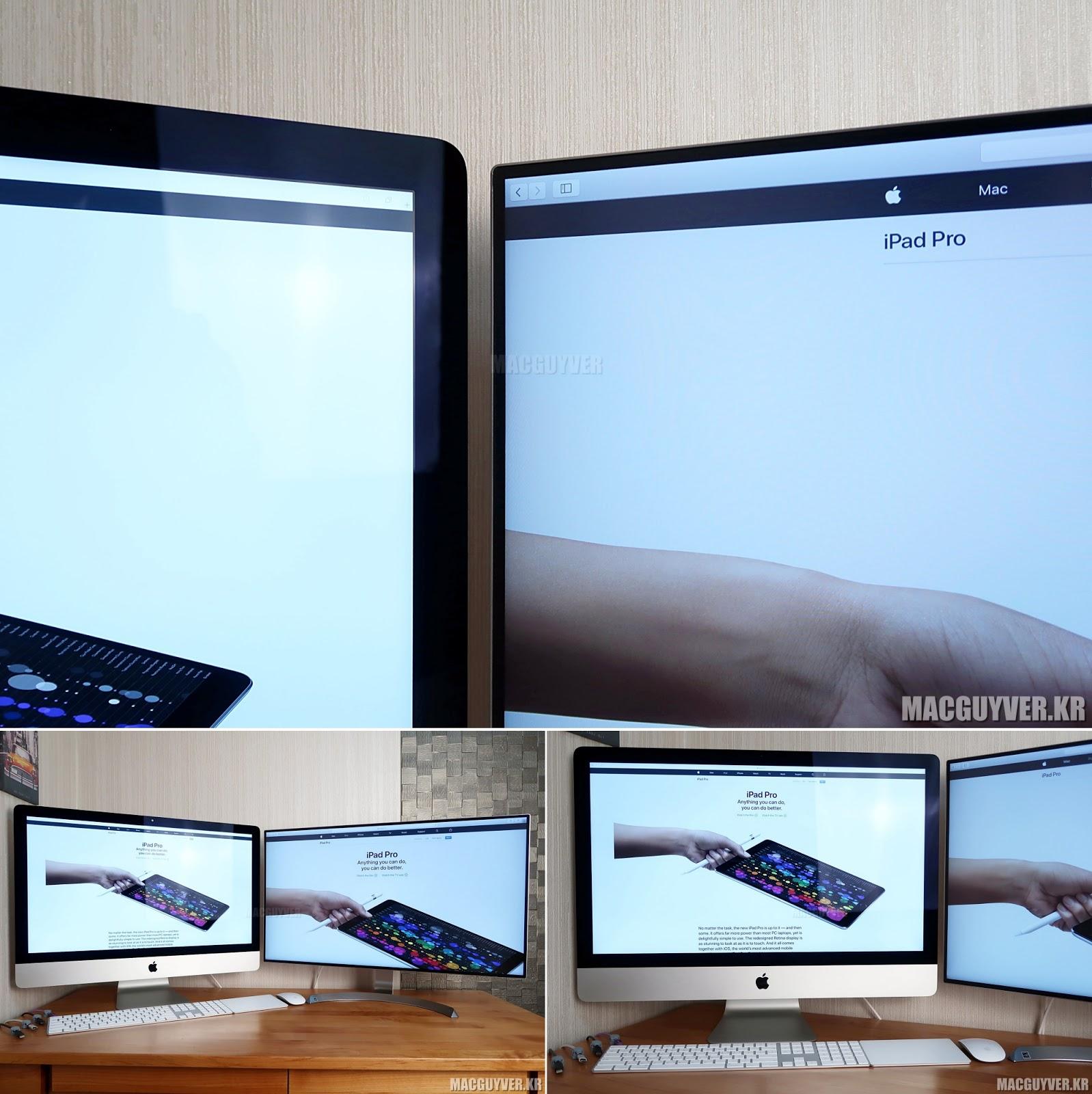 맥북과 윈도우를 하나의 모니터로? LG 32UD99 4K 모니터 써보니