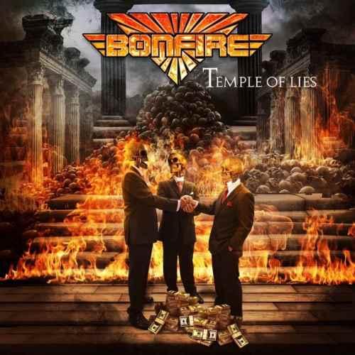 BONFIRE: Νέο album τον Απρίλιο