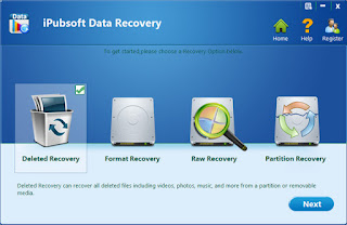 iPubsoft Data Recovery 2.1.5 Multilingual Full Patch