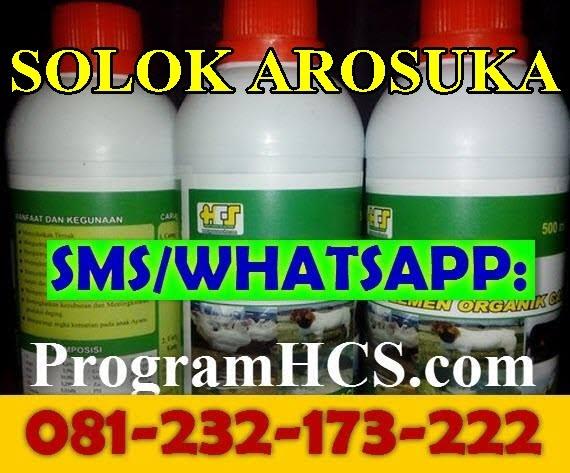 Jual SOC HCS Solok Arosuka