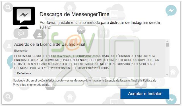 MessengerTime (Adware)