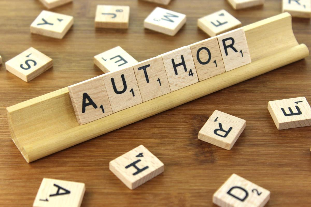 I Am Looking For Author