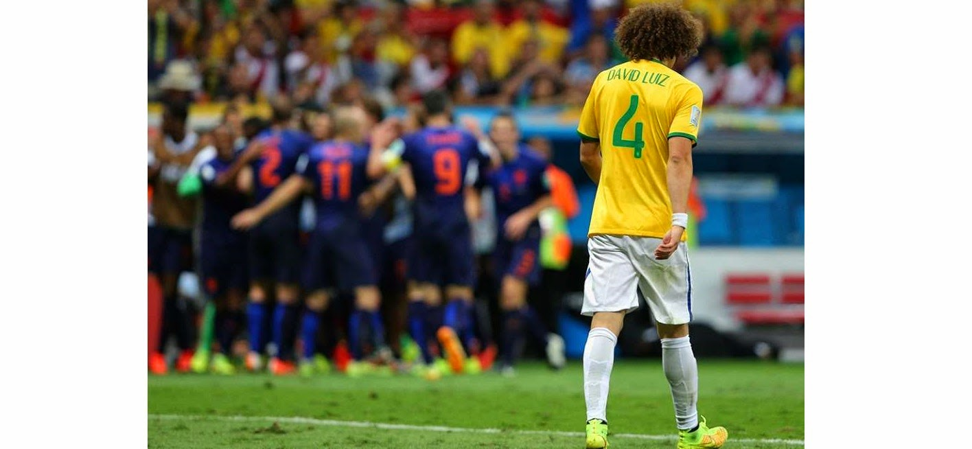 WORLD CUP: Brazil humiliated again, as Netherlands claim 3rd place