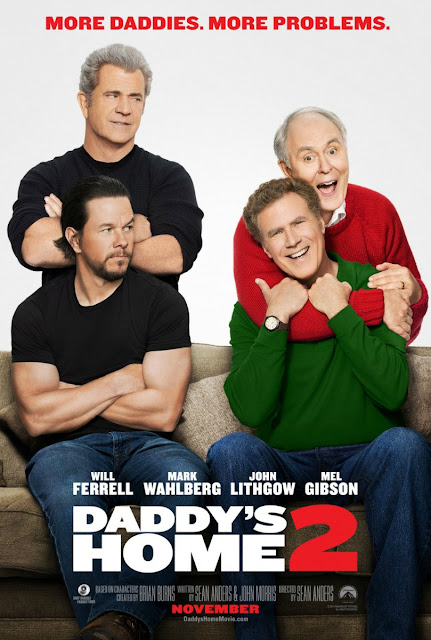 Daddy's Home 2 Wahlberg