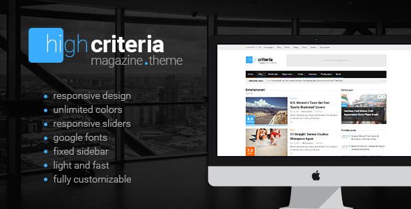 Best Multipurpose Magazine Theme