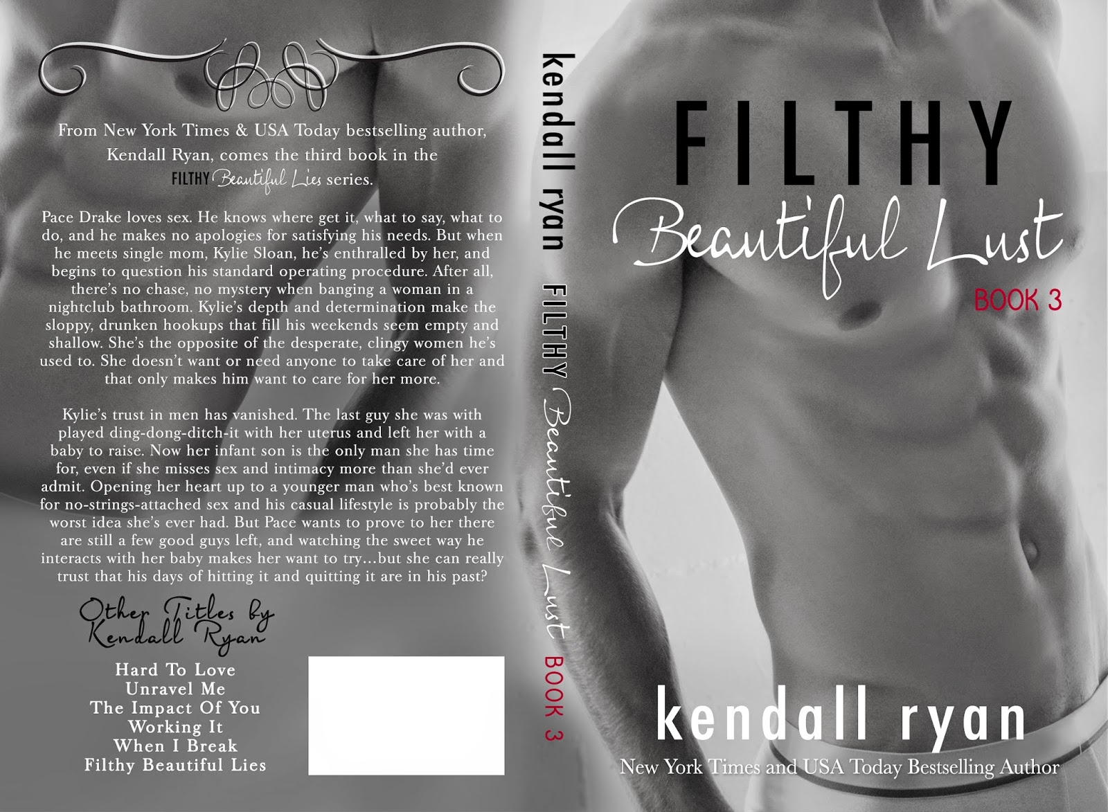 Kendall Ryan Libros Grownup Fangirl Cover Reveal Filthy Beautiful Lust By Kendall Ryan