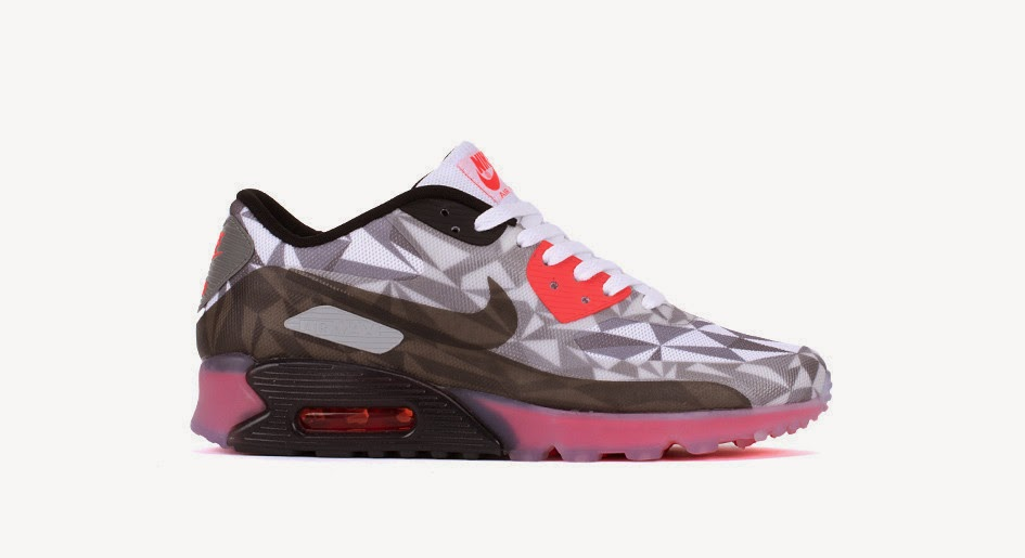 c57673cb46 Nike Air Max 90 Ice. Dark Grey, Cool Grey, White, Black. 631748-006