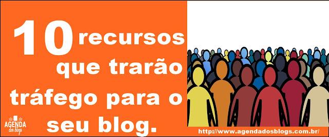Recursos para o blog