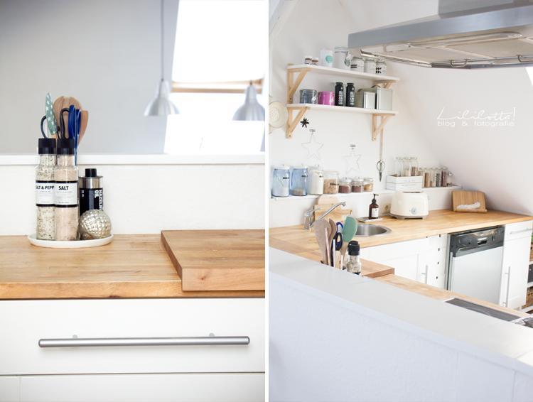 Küche unterm Dach (Update) | Lililotta | Bloglovin\'