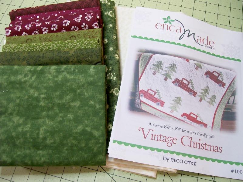 Podunk Pretties: Vintage Christmas Quilt : vintage christmas quilt - Adamdwight.com