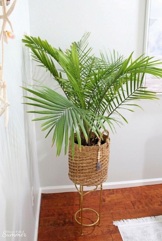 Basket Planter Cache Pots