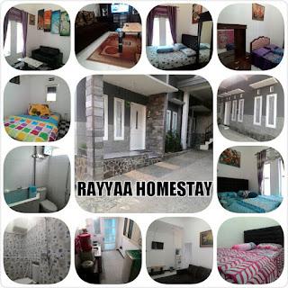 Villa Rayya Homestay Kota Batu