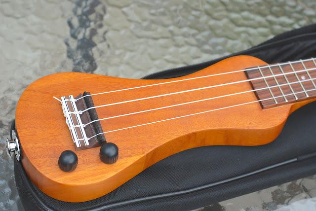 eleuke peanut ukulele body