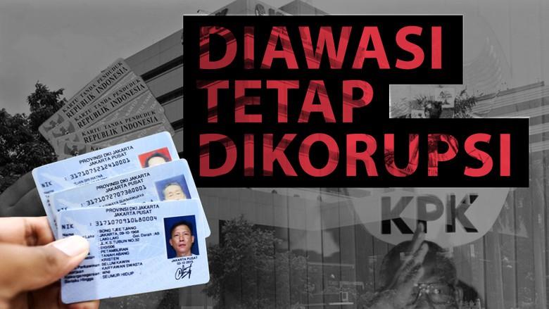 KPK Berani Bidik SetNov, Bagaimana dengan Daftar Panjang Penerima Uang Korupsi e-KTP hingga Jutaan USD Berikut?