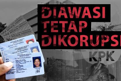 KPK Berani Tangkap SetNov, Bagaimana dengan Daftar Panjang Penerima Uang Korupsi e-KTP hingga Jutaan USD Berikut?