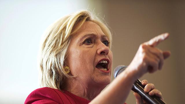 """Ataque demócrata"": Clinton lanza un controvertido video que vincula a Trump con el Ku Klux Klan"