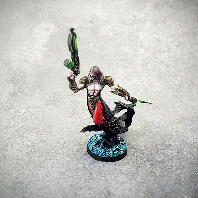 Infinity the game Onyx Umbra Samaritan