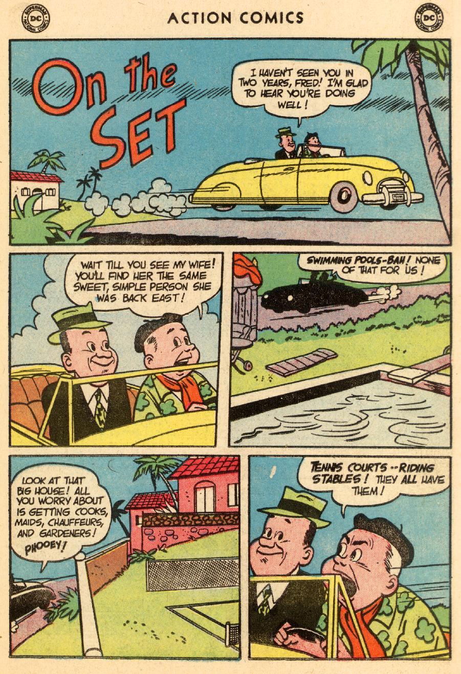 Action Comics (1938) 206 Page 22