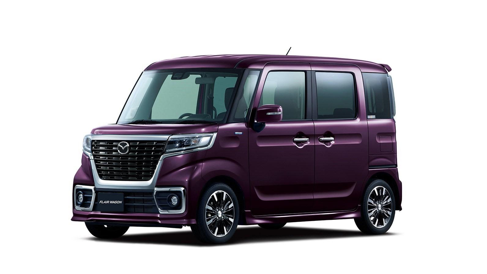 Mazda flair wagon and flair wagon custom style ms blog for Flair custom homes
