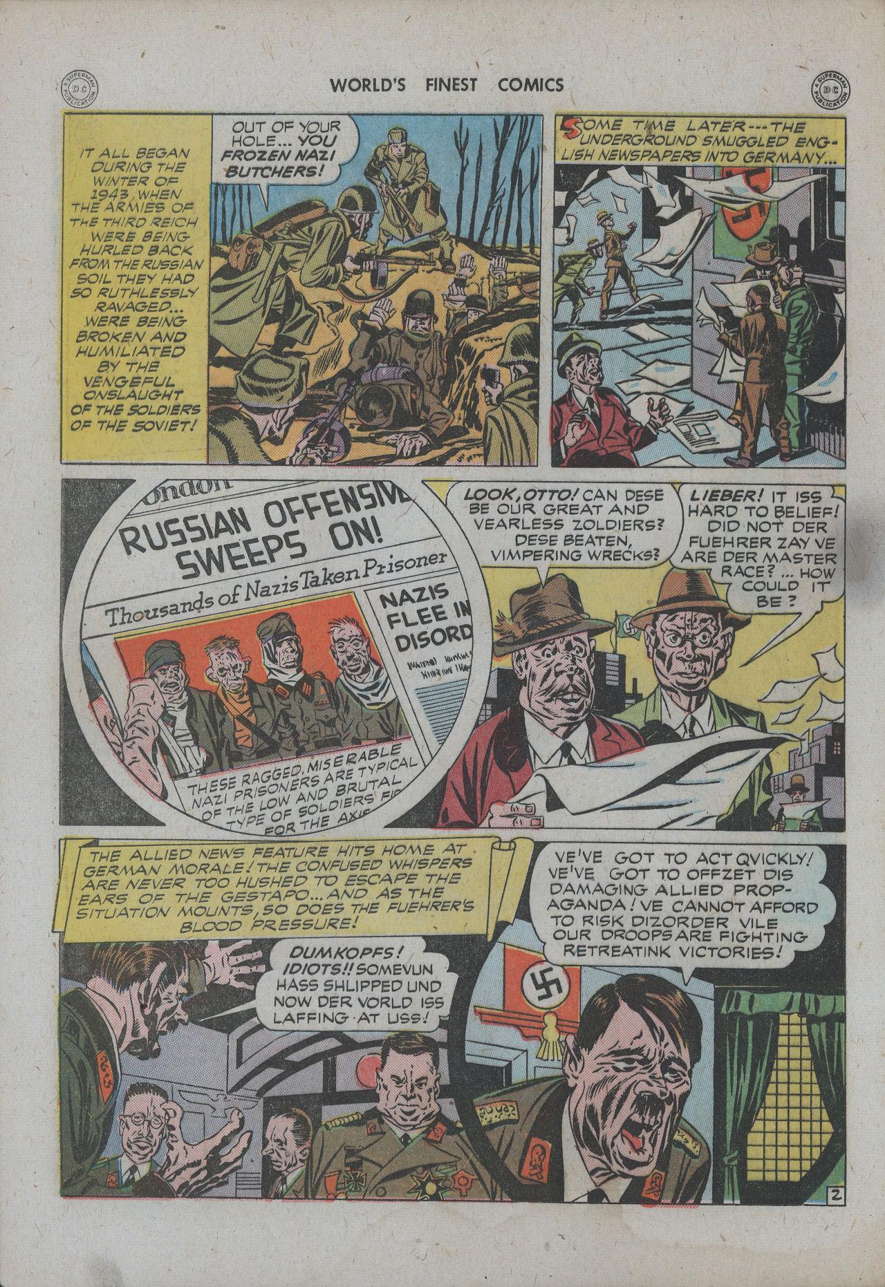 Read online World's Finest Comics comic -  Issue #15 - 51