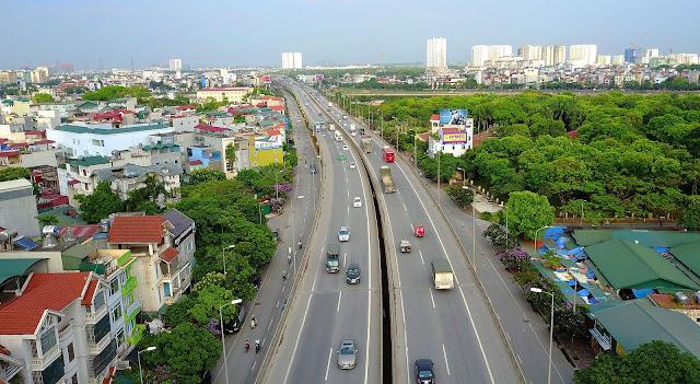 Hạ tầng giao thông ở Đồng Nai và khu vực xung quanh đang được hoàn thiện