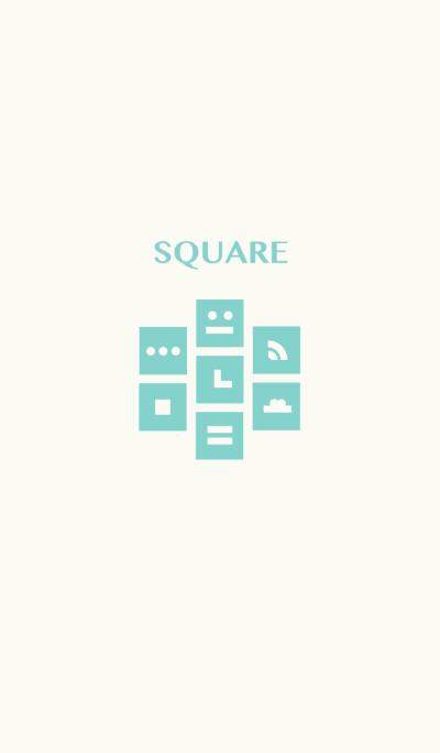 SQUARE ~Green~
