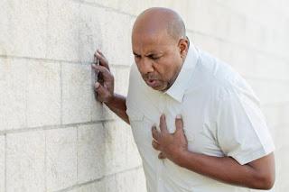 الام في الصدر  امراض القلب