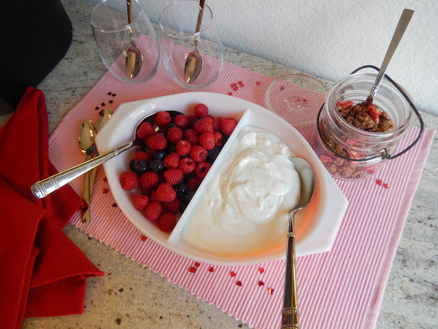 Valentine's Brunch Premier Protein Powder Weight Loss Fitness Bariatric Surgery Cooking